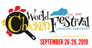 World Chicken Festival @ Downtown London, KY