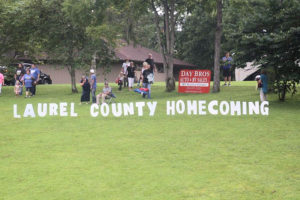 Laurel County Homecoming @ Levi Jackson State Park