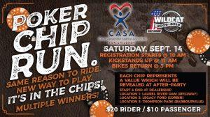 Poker Chip Ride @ Wildcat Harley-Davidson