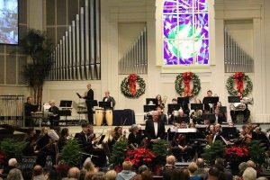 London Community Orchestra Christmas Concert @ First Baptist Church
