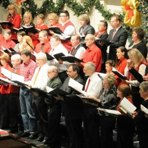 Southeast Kentucky Community Chorus @ First Baptist Church