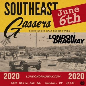 Southeast Gassers at London Dragway @ London Dragway