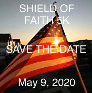 Postponed: 3rd Annual Shield of Faith 5K 2020 @ Levi Jackson Wilderness Road Park