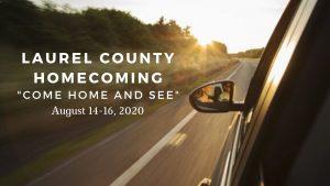 Laurel County Homecoming @ Levi Jackson Wilderness Road Park