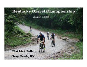 Kentucky Gravel Championship @ Flat Lick Falls Recreational Area