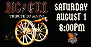 Big Gun: AC/DC Tribute @ Wildcat Harley Davidson