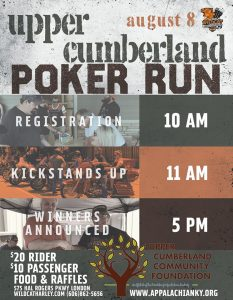 Upper Cumberland Poker Run @ Wildcat Harley Davidson