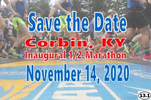 1/2 Marathon @ Corbin Tourism and Convention Commission