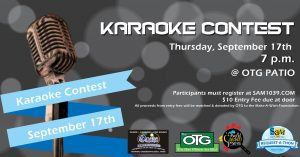 World Chicken Festival Karaoke Contest @ Old Town Grill