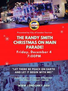 The Randy Smith Christmas on Main Parade