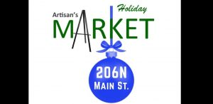 206 N. Main Holiday Artisan Market @ 206 N Main