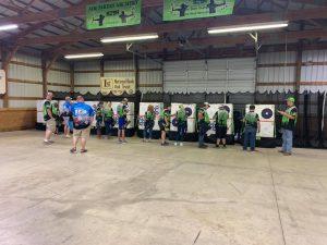 AimTakers Archery Shootout KY S3DA Indoor Regional @ Laurel County Fairgrounds