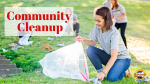 Community Cleanup @ Farmer's Market