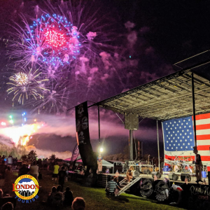 Red, White, and Boom @ London Laurel County Wellness Park