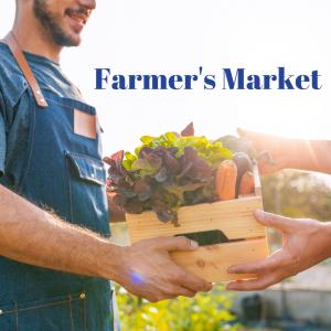 Farmer's Market @ Farmer's Market