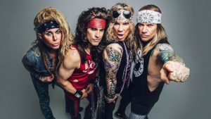 Steel Panther: Heavy Metal Rules Tour @ Corbin Arena