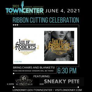 The Town Center Summer Concert Series Kick-Off @ Town Center Park