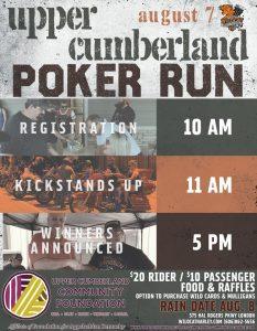 Upper Cumberland Poker Run