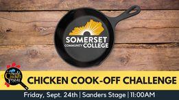 WORLD CHICKEN FESTIVAL: SANDERS STAGE @ World Chicken Festival
